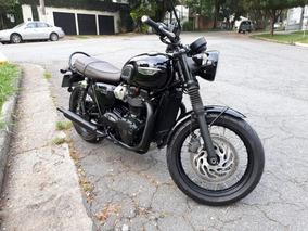 Triumph Boneville T120 Black 17/17