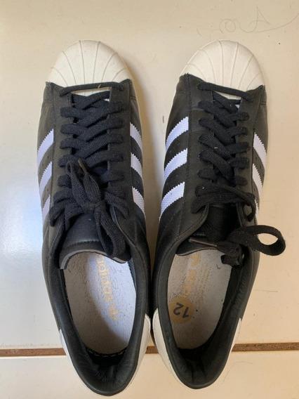 Tênis adidas Superstar Preto- Novo
