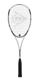 Dunlop Hotmelt Pro Squash Racquet + Funda + Pelota