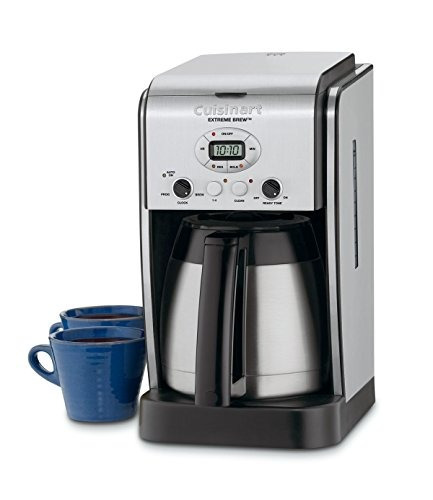 Cuisinart Dcc2750 Extreme Brew 10cup Thermal Programmable Co