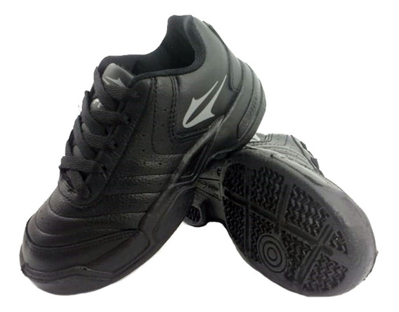 Zapatilla Topper Cuero Game Over Colegial Tc29421 Eezap