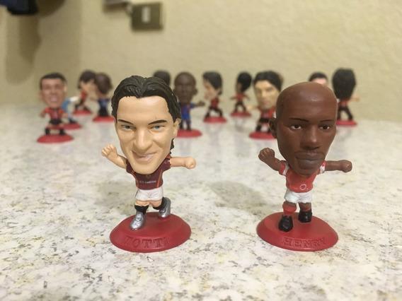 Cabezones Coca Cola Microstars Mundialistas (futbolistas)