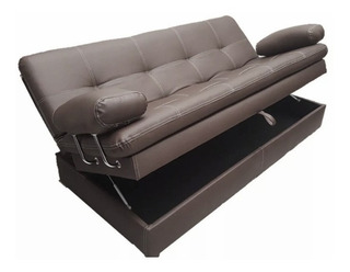 Sofa Cama Multifuncional Baul Sofas Modernos Barato