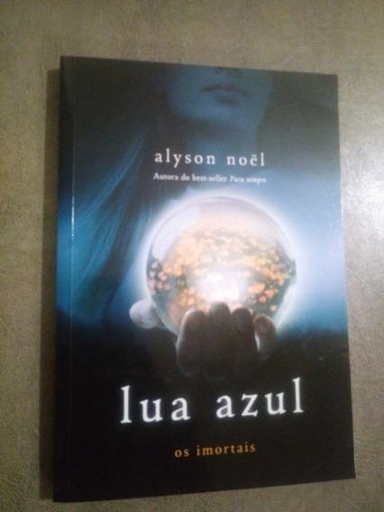 Livro Lua Azul - Os Imortais