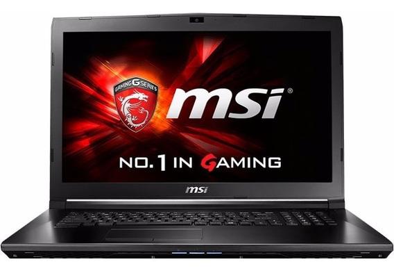Notebook Gamer Msi Gl62m 7rex - 1252 Pronta Entrega