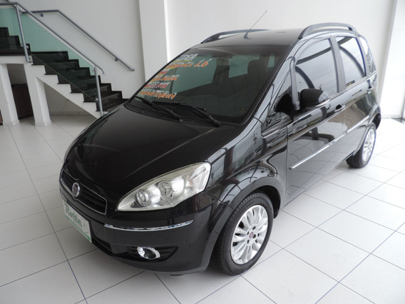 Fiat Idea 1.6 Mpi Essence 16v Flex - Excelente Estado De Co