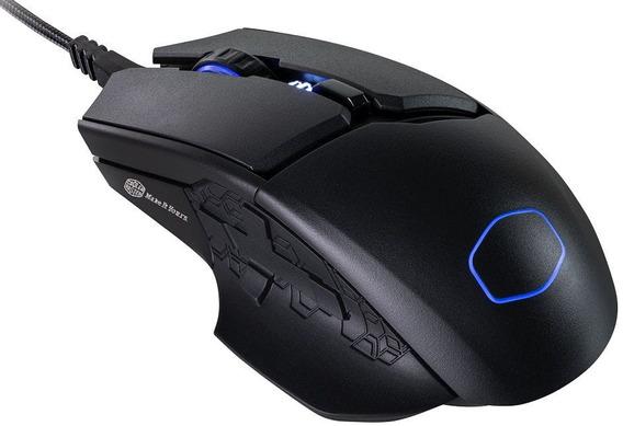 Mouse Gamer Cooler Master Mm830 Led Rgb 2400 Dpi / Nfe