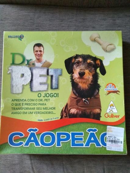 Jogo De Tabuleiro Dr Pet, O Jogo Cãopeão