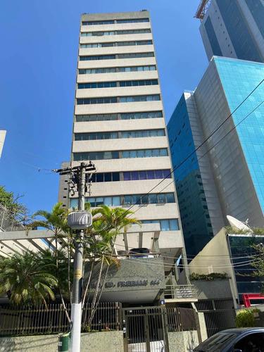 Sala Comercial, 33m2, Rua Apeninos Próximo Ao Metrô Paraíso