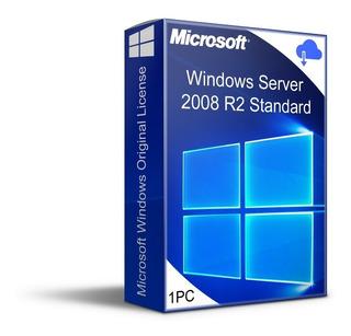 Recibe Tu W-indows S-erver 2008 R2 Standard, 1 Pc Permanente