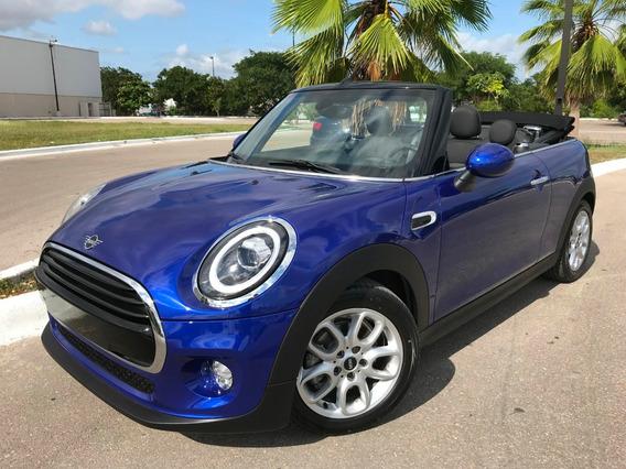 Mini Cooper Convertible Classic Aut 2019 Como Nuevo