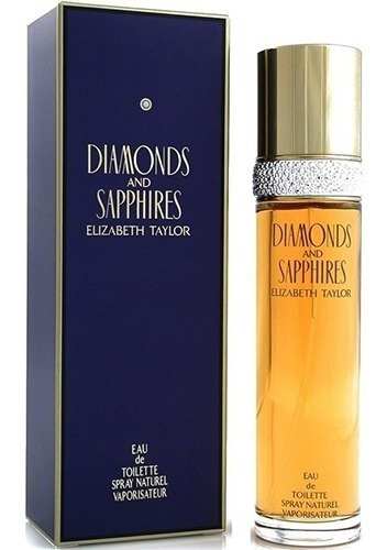 Perfume Diamantes Zafiros Elizabeth Tay - mL a $907