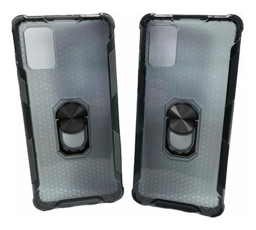 Forro De Lujo Con Soporte Samsung A71