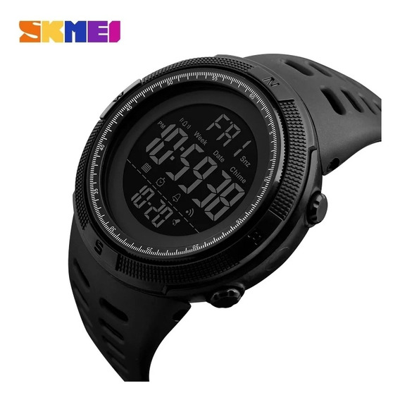 Relógio Masculino Esportivo Digital Prova Dágua Skmei 1251