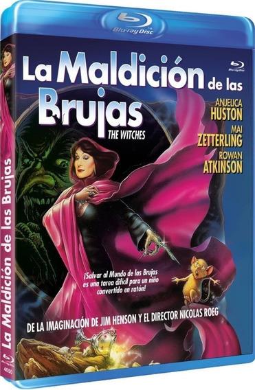 Bluray Convenção Das Bruxas Legendado Original Importado