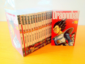 Mangá Dragon Ball Conrad Completo 16v Kanzenban + Desconto