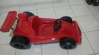 Carrinho Formula 1 De Parquinho