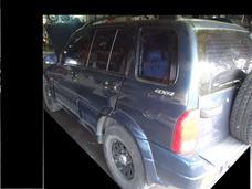 Sucata Peças Chevrolet Tracker 2004 Diesel