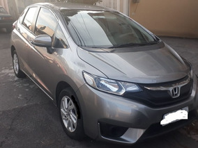 Honda New Fit 2015 1.5 Lx Flex Aut. 5p Cambio Cvt