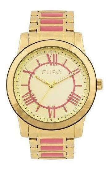 Relógio Euro Feminino Eu2035yei/5t - Dourado