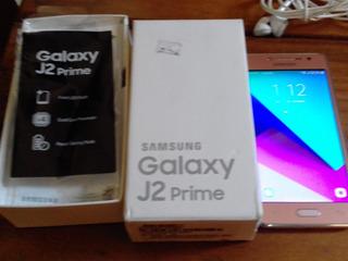 Samsung J2 Prime Pink Gold