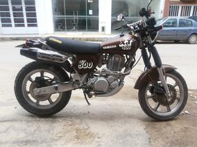 Vendo Yamaha Xt 500