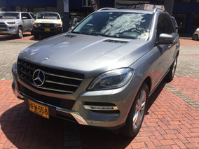 Mercedes Benz Ml 350 Aut 2014