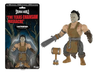 Funko Savage World The Texas Chainsaw Massacre Leatherface