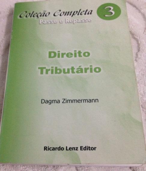 Direito Tributário Ricardo Lenz Editor