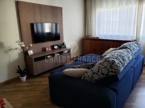 3 Dormitórios (sendo 1 Suíte) - 1 Vaga - Pinheiros - Cf63076