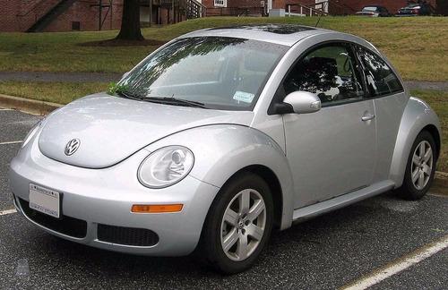 Manual De Despiece Volkswagen Beetle (1998-2011) Español