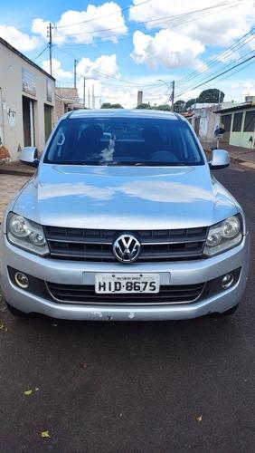 Volkswagen Amarok 2011 2.0 Se Cab. Dupla 4x4 4p