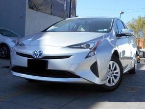 Toyota Prius 1.8 Premium Cvt 2017 Plateado
