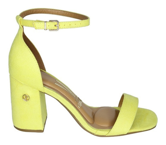 Sandalia De Mujer Gamuza 6409