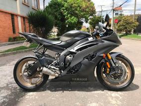 Yamaha Yzf R6r 2014 Gris