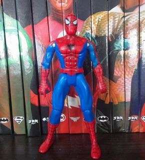 Muñeco Spiderman Hombre Araña Toy Biz 1998