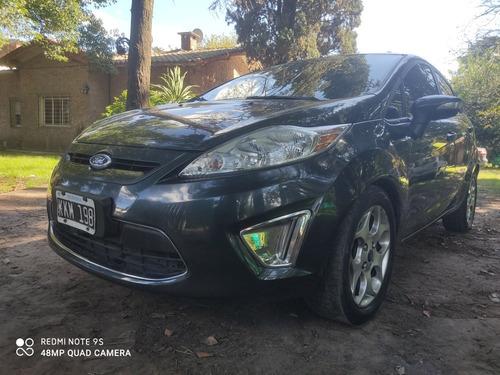 Ford Fiesta Kinetic Design 1.6 Design 120cv Titanium 2011