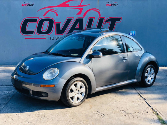 Volkswagen Beetle 2.0 Gls At 2007