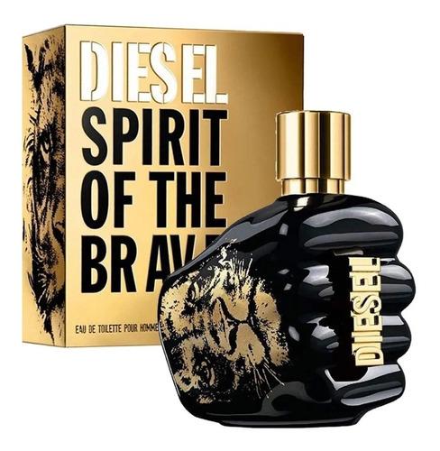 Perfume Diesel Spirit Of The Brave 50 Ml - Original 100%