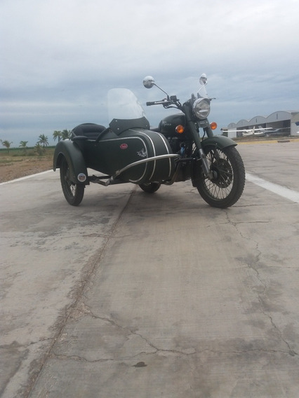 Royal Enfield Clasic 500 Sidecar