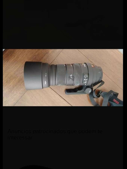 Lente Sigma 120-400mm Para Canon