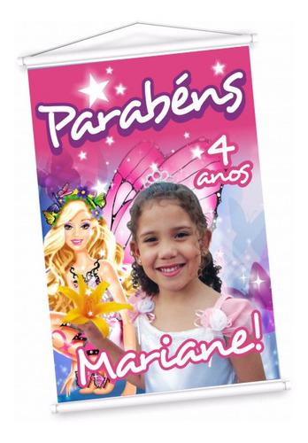 Banner Em Lona Tamanho 60x9