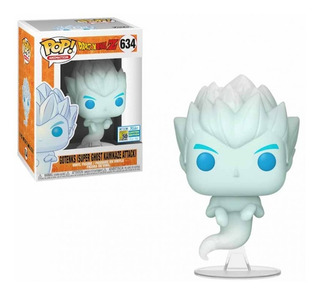 Muñeco Funko Pop Dragon Ball Z Fantasma Gotenks 634 Original