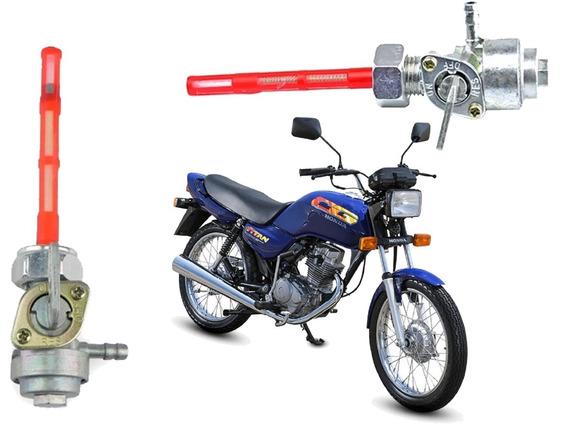 Registro Tanque Gasolina Honda Cg 125 83