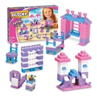 Blocky Bloques Fantasia 3 230 Pzas