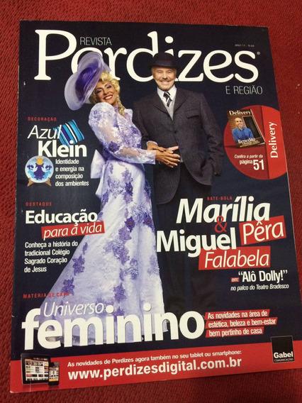 Revista Perdizes Marilia Pera Miguel Falabella Alô Dolly
