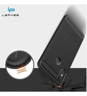Capa Anti Queda+4 Película Full Glue 9d Xiaomi Redmi Note 5