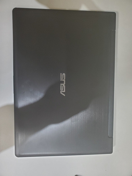 Notebook Asus S500c Touch Ssd 128gb+500gb Hd