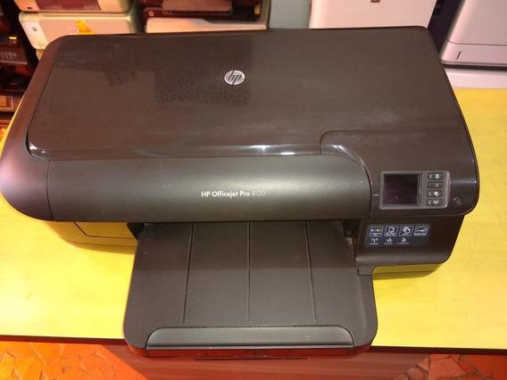 Lote 6 Impressoras Hp Officejet Pro 8100 -- Leia Descriçao!!
