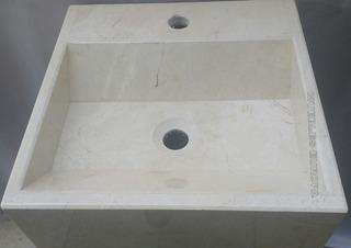 Moderno Diseño Lavabo Ovalin Piedra Marmol Envio Gratis